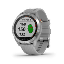 Garmin Approach S40 GPS Golf Watch - Powder Gray