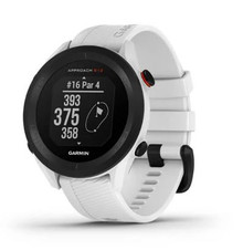 Garmin Approach S12 GPS Golf Watch (White)