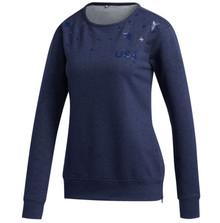 Adidas Golf Women's USA Star Sweatshirt
