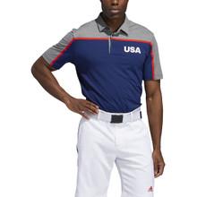 Adidas Golf USA 3 Polo