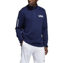 Adidas Golf USA Lightweight Layering Pullover