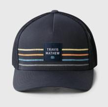 Travis Mathew Reel Living Snapback Cap