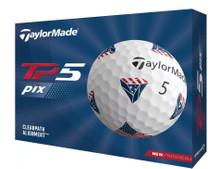 TaylorMade 2021 TP5 Pix 2.0 USA Golf Balls