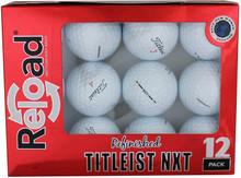 Refurbished Titleist NXT Tour Golf Balls (1 Dozen)