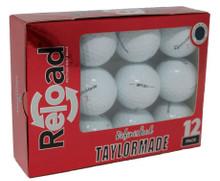 Refurbished TaylorMade Tp5x Golf Balls (1 Dozen)