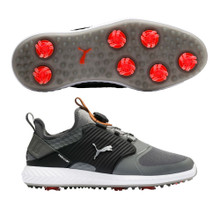 Puma Ignite Pwradapt Caged Disc Golf Shoes (Quiet Shade)