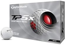 TaylorMade 2021 TP5x Golf Balls - White