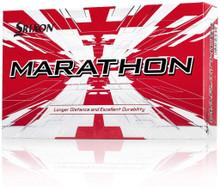 Srixon Marathon Golf Balls - White - 15 Ball Pack
