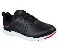 Skechers Go Golf Elite Tour SL Mens Golf Shoes (Black/Red)