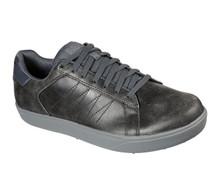 Skechers Men's Drive 4 LX Plus Golf Shoes (Charcoal)