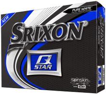 Srixon Q-Star 5 Golf Balls - White - 1-Dozen