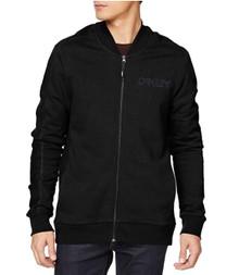 Oakley Men's Reverse Full Zip Bomber Jacket