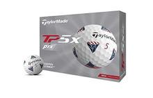 TaylorMade Golf 2021 TP5x Pix2.0 USA Golf Balls 1-Dozen