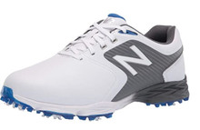 New Balance Striker V2 Men's Golf Shoes - White/Grey