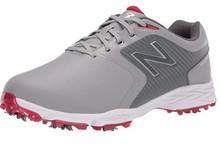 New Balance Striker V2 Men's Golf Shoes - Grey/Red