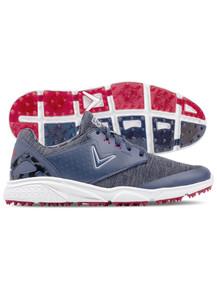 Callaway Coronado V2 Spikeless Mens Golf Shoes - Navy