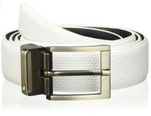 Arnold Palmer Men's Diamond Embossed Reversible Golf Belt