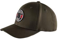 Black Clover High Roller 1 Snapback Hat Cap - Olive/Black
