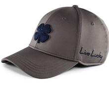 Black Clover Premium Clover 27 Hat - Charcoal/Navy