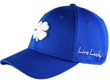 Black Clover Premium Clover 8 Hat - Royal/White