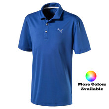 Puma Golf Juniors Essential Pounce Polo