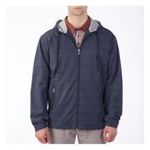 Linksoul Windbreaker Hooded Jacket (Navy)