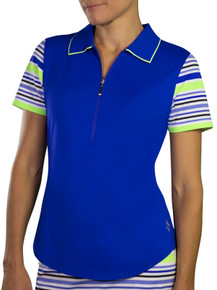 JoFit Women's Tipped Polo