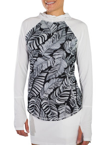 JoFit Women's Spectrum Hooded Shirt