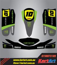 TERROR Style Full graphics Kit