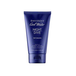 Cool Water Night Dive for Women Gentle Shower Breeze 150ml