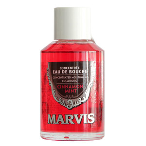 Marvis Concentree Eau de Bouche Mouthwash Cinnamon Mint 120ml