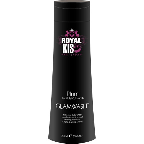 Kapper KIS GlamWash Plum (Red-Violet) Color Wash