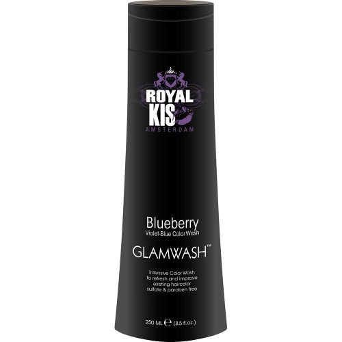 Kappers KIS GlamWash Blueberry (Violet) Color Wash