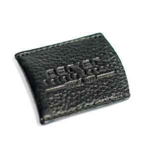 Parker LRCBK Black Leather Razor Cover