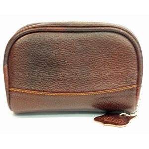 Parker TBSM Small Leather Toiletry bag