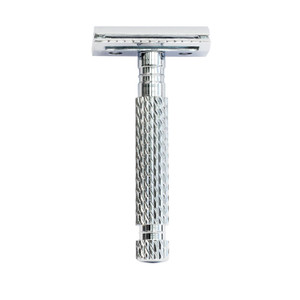 Parker 94R Short Handle Chrome Safety Razor