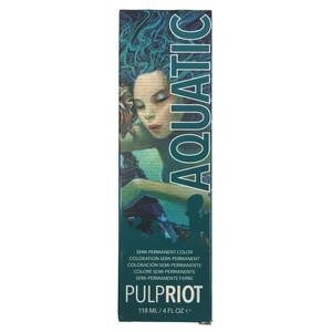 Pulpriot Aquatic 118ml Semi-permanent hair dye