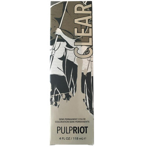 Pulpriot Clear 118ml Semi-permanent hair dye
