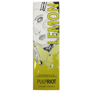 Pulpriot Lemon 118ml Semi-permanent hair dye
