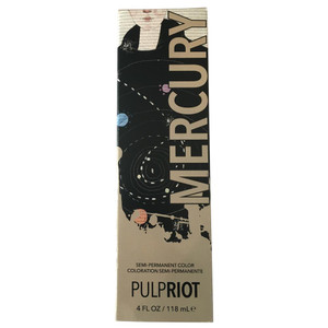 Pulpriot Mercury 118ml Semi-permanent hair dye