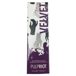 Pulpriot Velvet 118ml Semi-permanent hair dye