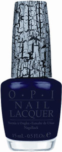 Opi Navy Shatter 15ml Nail Lacquer