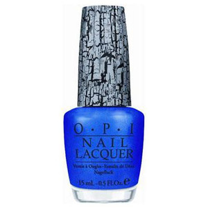 OPI Blue Shatter 15ml Nail Lacquer