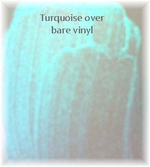 WaterBorne © Iridescent Colors - TURQUOISE Great for Alien/Avatar/Alternative Reborn Dolls