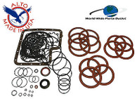 Ford C6 Rebuild Kit High Performance LS Kit Stage 1 Alto Red 1976-1996
