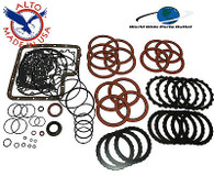 Ford C6 Rebuild Kit High Performance Master Kit Stage 1 Alto Red 1976-1996