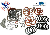 Ford C6 Rebuild Kit High Performance Master Kit Stage 2 Alto Red 1967-1976