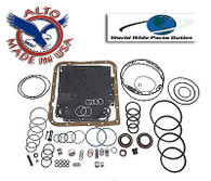"GM 4L60E Chevy Transmission Gasket and Seal Overhaul Kit 1997-2003 ""No pistons"""