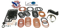 Ford E4OD Transmission Rebuild Kit Master 4X4 High Performance Stage 3 1989-1995