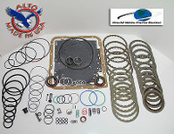 TH700R4 4L60 Rebuild Kit Heavy Duty HEG LS Kit Stage 2 1987-1993
